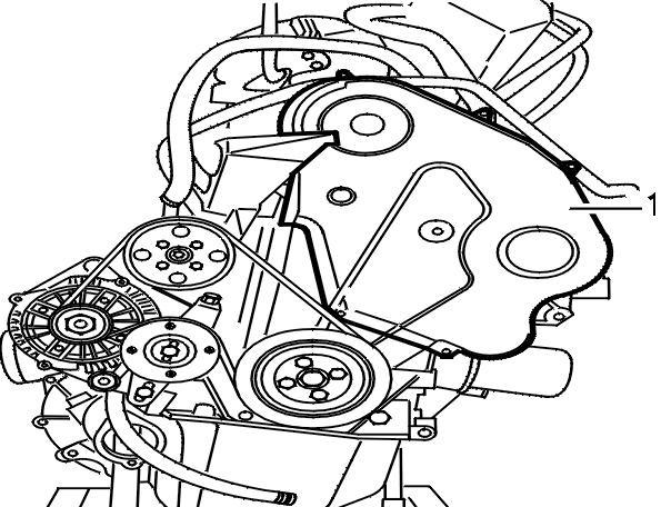 замена ремня грм Peugeot 2.0 HDI , Fiat 2.0 HDI , Citroen 2.0 HDI  в Киеве