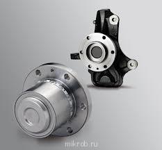 Замена подшипника ступицы Vito 639 на СТО в Киеве