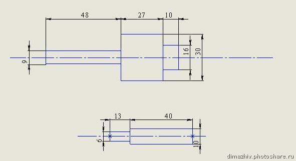 Фиксатор колен-вала Peugeot 1.6-2.0