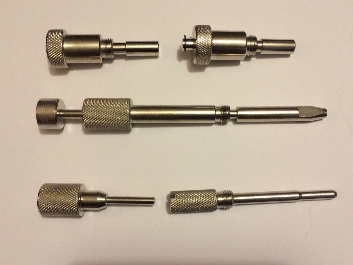 Набор cпецинструмента для Fiat Iveco Peugeot Citroen двигателей 2.3 JTD 3.0 JTD