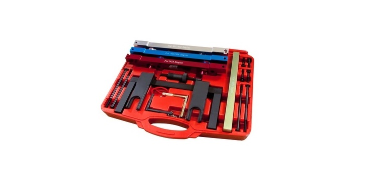 Набор cпецинструмента для BMW двигателей N43, N51, N52, N53, N54, N55