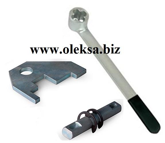 Спец инструмент для установки ГРМ VW LT 2.8 TDI