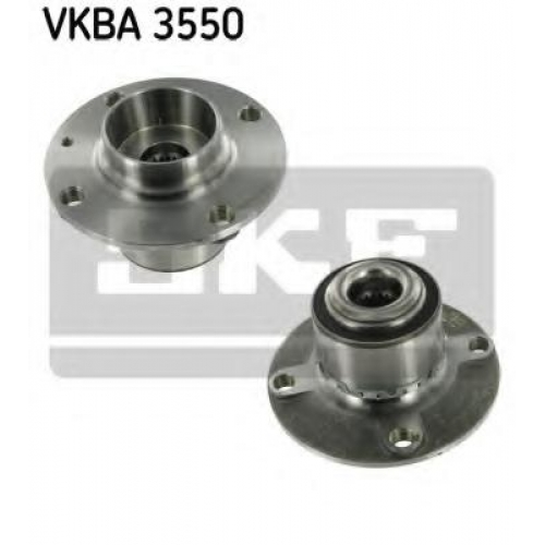 VKBA 3550 SKF  продажа подшипников в Киеве .